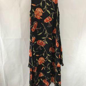 The J. Peterman Company Sleeveless Silk Dress